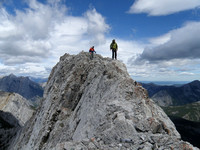 Kananaskis Peak june 29, 2012