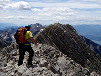 Chisel Peak July