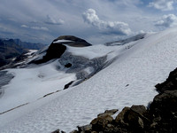 Andromache Glacier - also see 2014 Noseeum Pics and next page